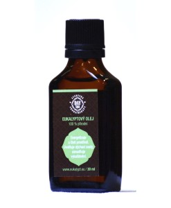 Eukalyptový olej, 30 ml