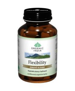 Flexibility je přírodní bylinný přípravek pro zdravé klouby.