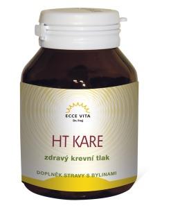 HT Kare - pro zdravé srdce, cévy a přiměřený krevní tlak.