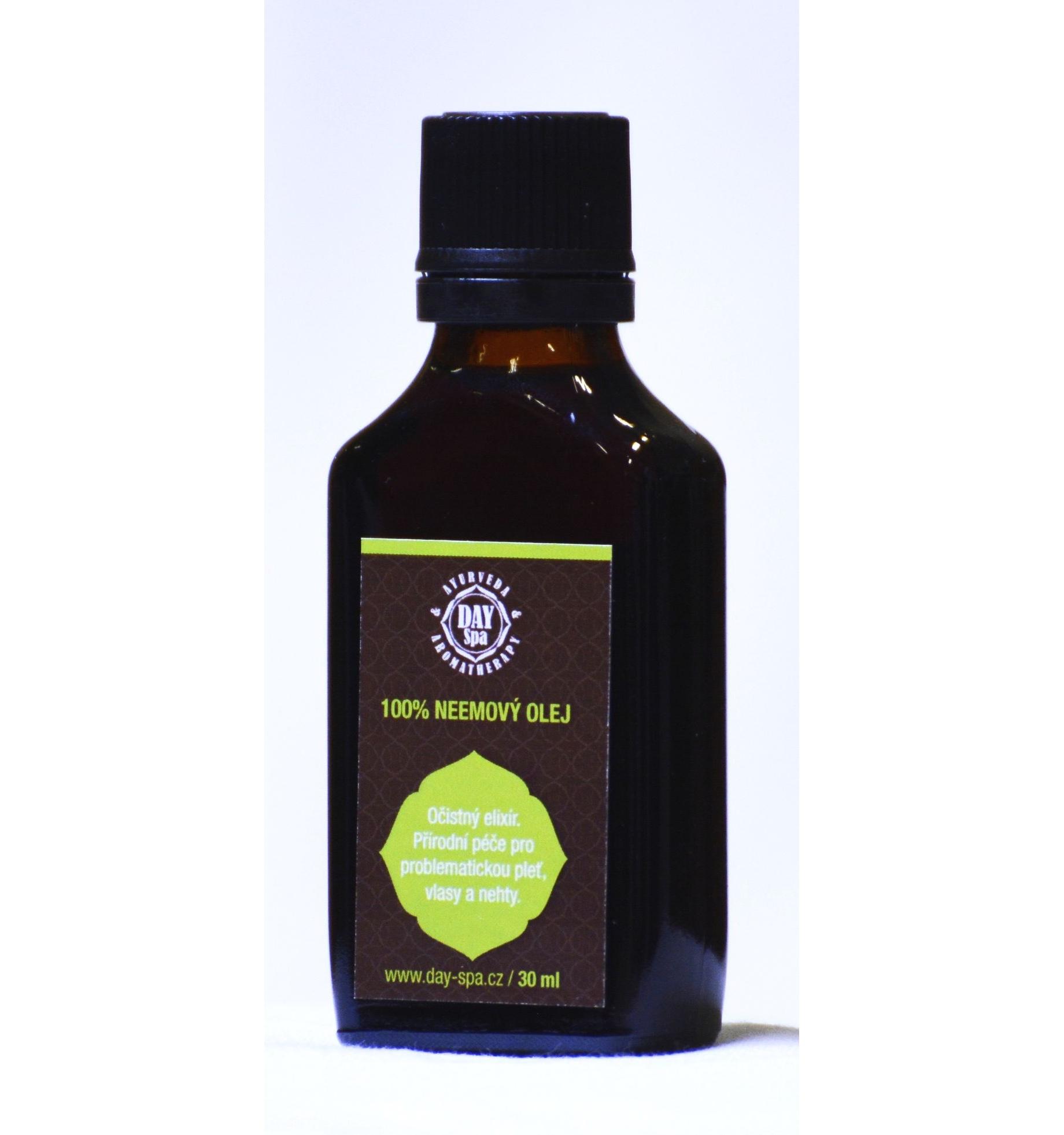 Neemový olej, 30 ml