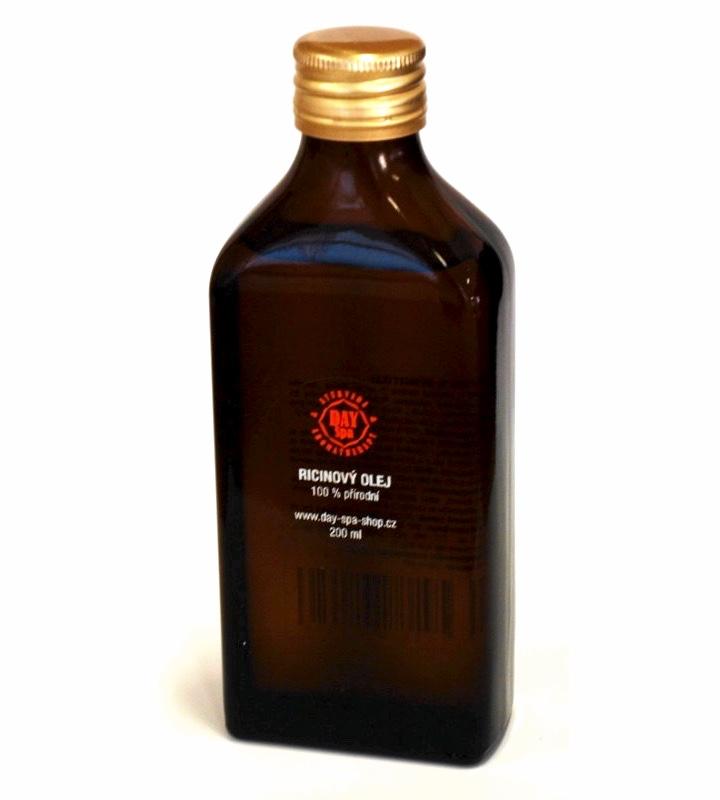 Ricinový olej, 200 ml