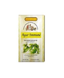 Siddhalepa Ayur Immune - bylinný čaj proti nachlazení, 20 sáčků