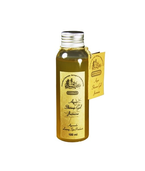 Siddhalepa Ayur sprchový gel Jasmine, 100 ml