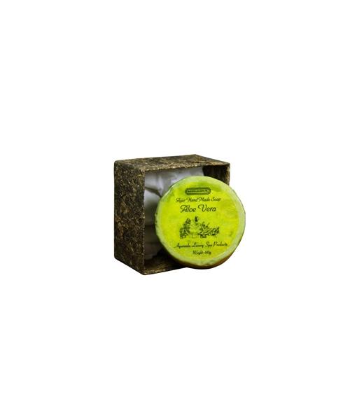 Siddhalepa Mýdlo Aloe vera, 60 g