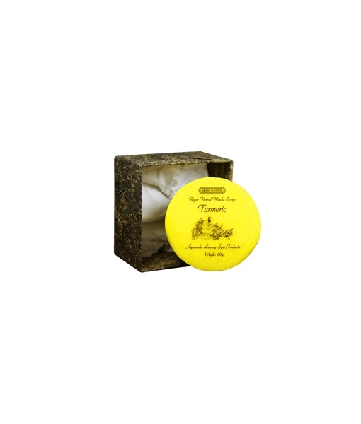 Siddhalepa Mýdlo Turmeric (kurkuma), 60 g