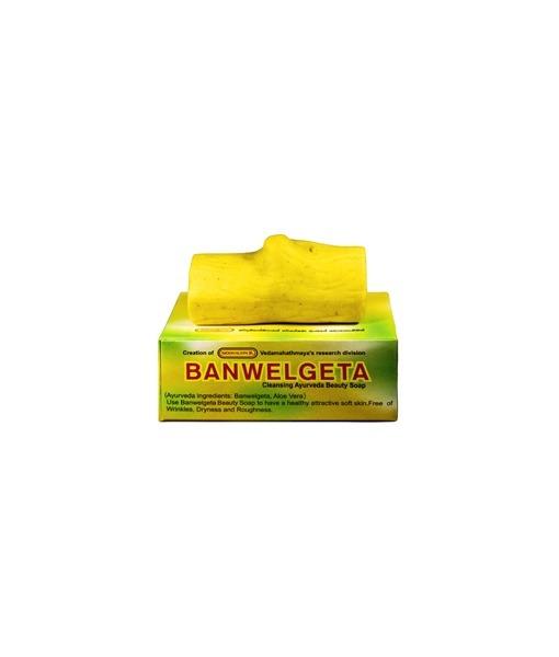 Siddhalepa Mýdlo peelingové Banwelgeta, 65 g