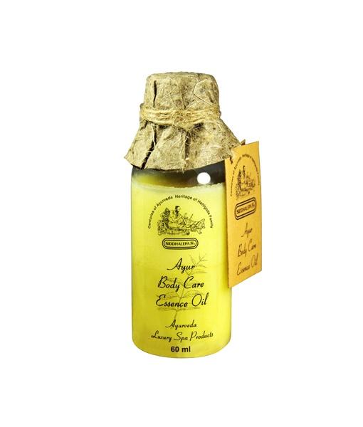 Siddhalepa Ayur tělový olej - Body Care Essence oil, 60 ml