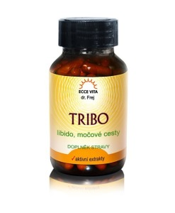 Tribo - přírodní bylinný přípravek na pohlavní a močový systém.