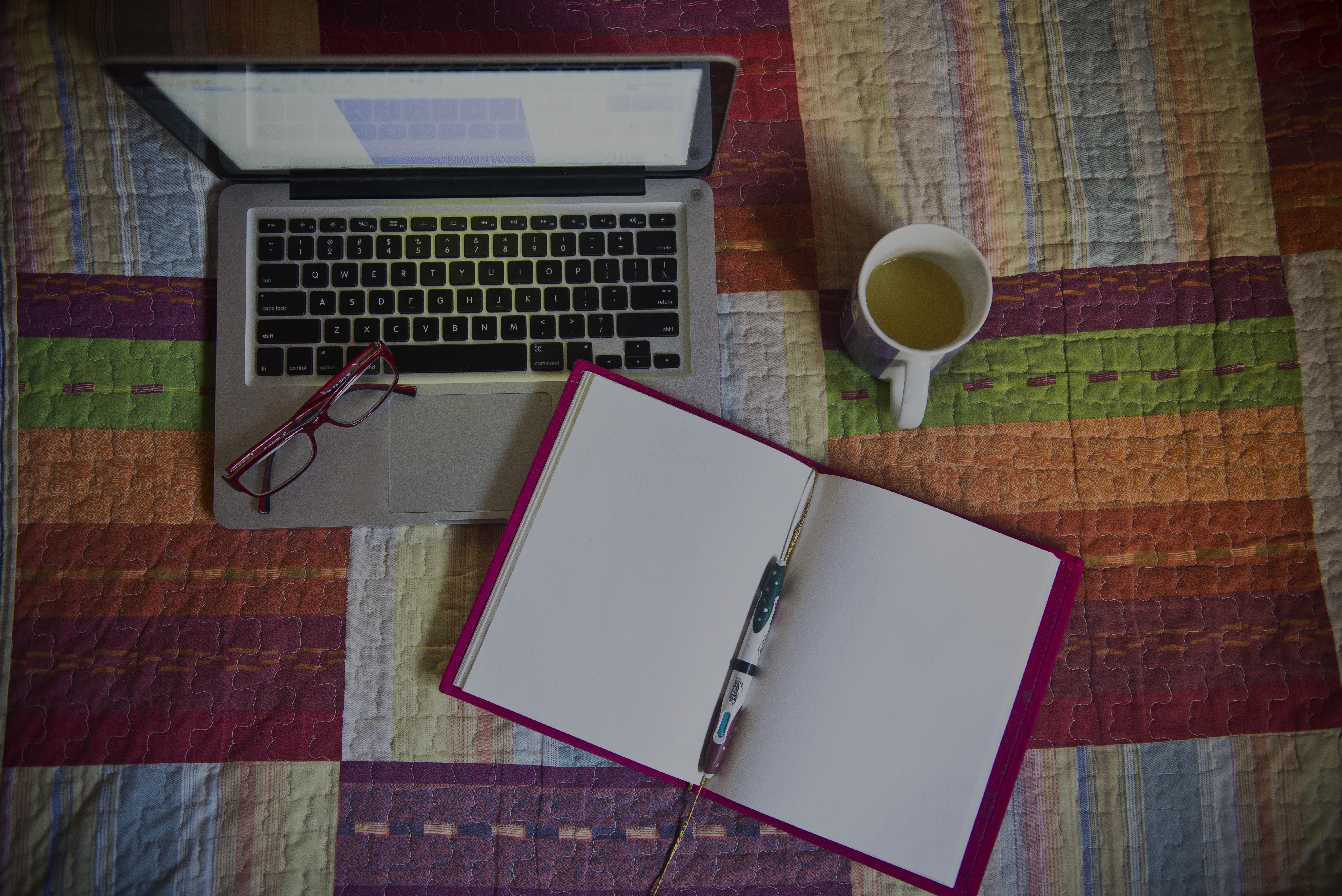 Morning desktop