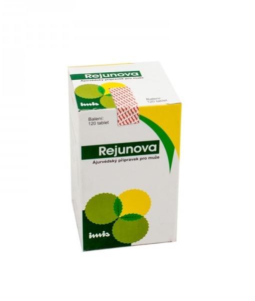 Imis Rejunova - ájurvédský přípravek pro muže, 120 tablet