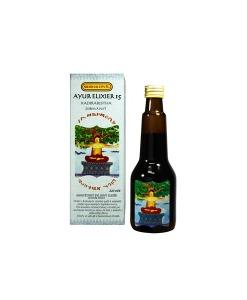 Siddhalepa Ayur elixír č. 15 Kadiraristha, 220 ml