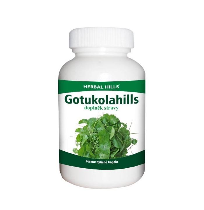 Herbal Hills Gotukolahills, 60 kapslí