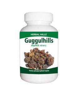 Herbal Hills Guggulhills, 60 kapslí