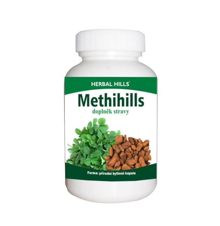 Herbal Hills Methihills, 60 kapslí