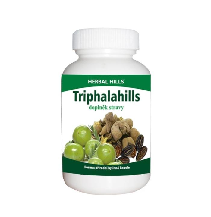 Herbal Hills Triphalahills, 60 kapslí