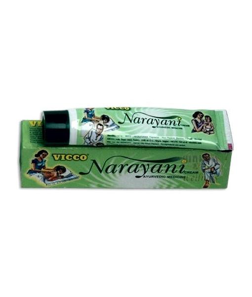 Vicco Narayani masážní krém, 30 g