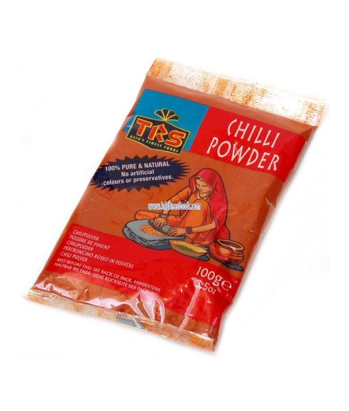 Chilli Powder Extra Hot - chilli extra pálivé, 100 g