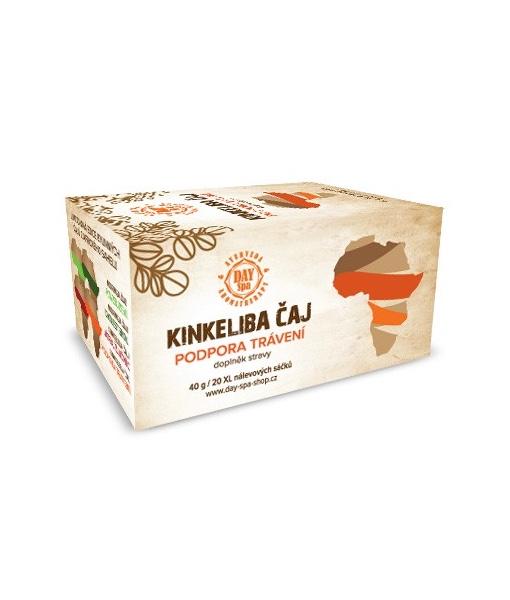 Day Spa Kinkeliba čaj - Podpora trávení, 20 sáčků