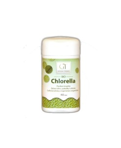 Greeen Trend Chlorella, bio, 450 tablet