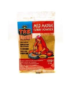 Mild Madras Curry Powder - kari koření jemné, 100 g