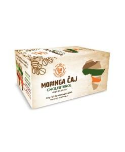 Day Spa Moringa čaj - cholesterol, 20 sáčků