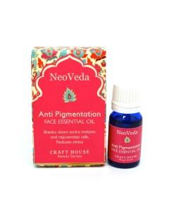 NeoVeda Anti Pigmentation Face Essential Oil - sérum proti pigmentovým skvrnám, 10 ml