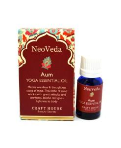 NeoVeda Aum Yoga Essential Oil - esenciální olej Óm, 10 ml