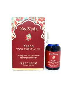NeoVeda Kapha Yoga Essential Oil - esenciální olej Kapha, 10 ml