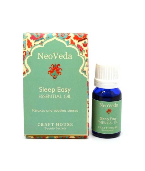 NeoVeda Sleep Easy Yoga Essential Oil - esenciální olej Klidný spánek, 10 ml
