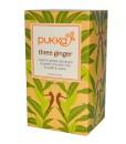 Pukka čaj Three ginger - 3x zázvor, bio, 20 sáčků