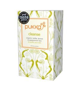 Pukka čaj Pročišťující, bio, 20 sáčků