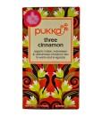 Pukka čaj Three Cinnamon - 3x skořice, bio, 20 sáčků
