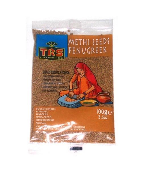 Semínka pískavice (fenugreek, řecké seno), 100 g