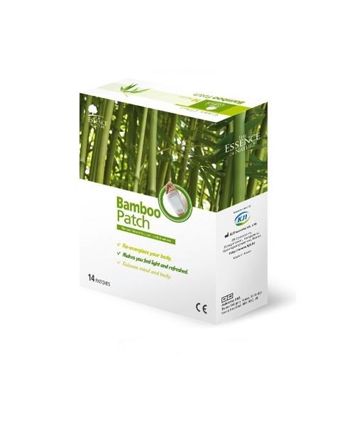 The Essence of Nature Detoxikační náplasti - bambusové, 14 ks