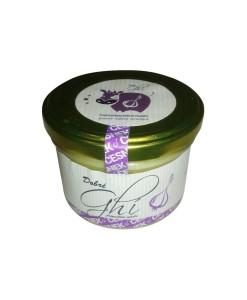 Dobré Ghí - přepuštěné máslo s česnekem, 220 ml