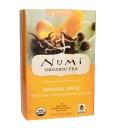 Numi Organic Tea Orange Spice - bílý čaj s pomerančem a kořením, bio, 18 sáčků