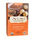 Numi Organic Tea Rooibos Chai - bylinný čaj s kořením, bio, 18 sáčků