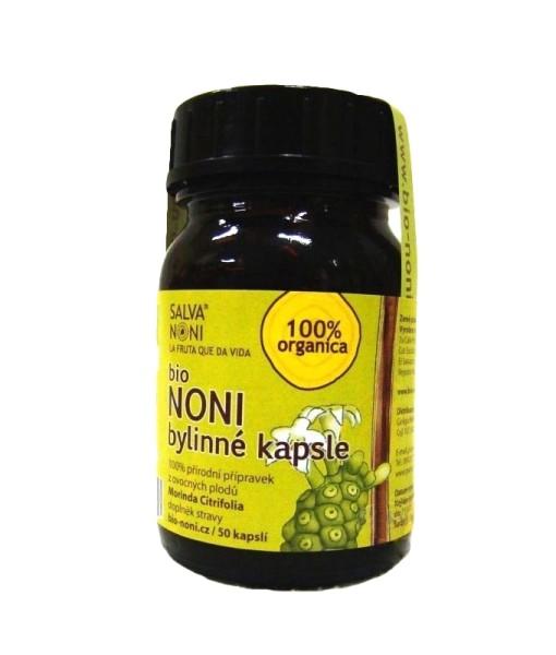 Bio Noni kapsle, 50 ks