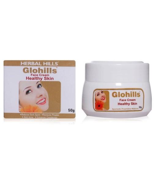 Herbal Hills Glohills pleťový krém, 50 g