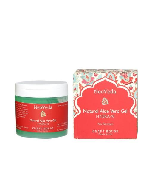 NeoVeda Natural Aloe Vera Gel - pleťový gel, 200 ml