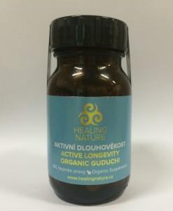 Healing Nature Guduchi - aktivní dlouhověkost, 60 kapslí