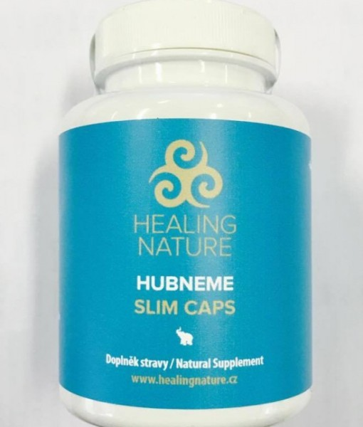 Healing Nature Hubneme (90 kapslí)