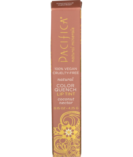 Pacifica Coconut nectar lip tint