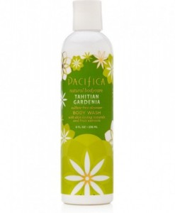 Tahitian Gardenia body wash