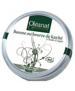 Bambucké máslo s arganovým olejem 100 ml