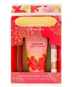 Pacifica Hawaiian Ruby Guava set