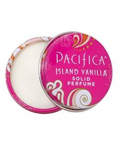 Pacifica Island Vanilla solid perfume