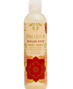 Pacifica Persian Rose body wash