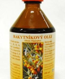 Rakytnikový olej 100