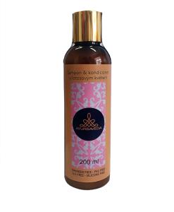 Ayursaveda šampon a kondicioner lotosový květ